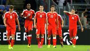 Швейцария - Исландия - 6:0. Видео голов и обзор матча