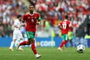 Бенатья завершил карьеру в сборной Марокко
