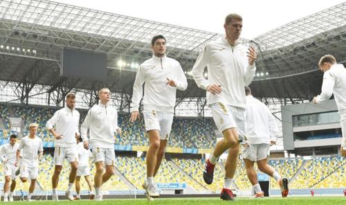 Украина - Словакия - 1:0. Текстовая трансляция матча