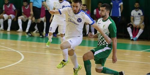 Львівська Енергія виграла Суперкубок України з футзалу