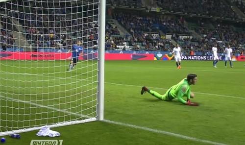 Эстония - Греция - 0:1. Видео гола и обзор матча
