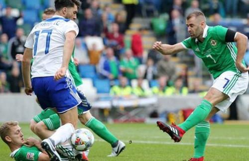 Северная Ирландия - Босния и Герцеговина - 1:2. Видео голов и обзор
