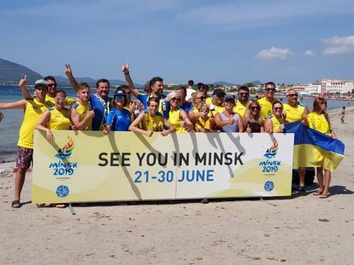 Пляжный футбол. Украина выходит на Европейские игры