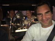 Федерер рассказал про видео со Свитолиной и Монфисом