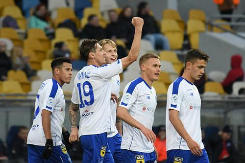 Динамо разгромило Арсенал-Киев в столичном дерби