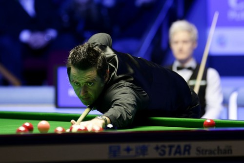 Players Championship: О'Салливанв финале обыграл Робертсона
