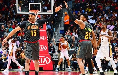 НБА. 19 очков Лэня помогли Атланте обыграть Нью-Орлеан