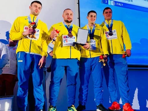 Итоги Кубка Европы по метаниям: гимн Украины в честь женской сборной