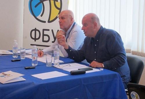 Бродский предложил исключить Медведенко из Исполкома ФБУ