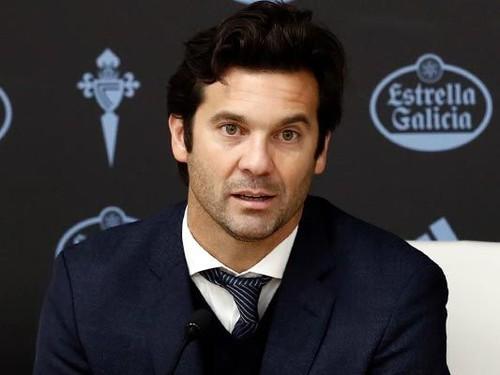 Сантьяго Солари попрощался с футболистами Реала