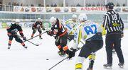 УХЛ. Днепр вышел вперед в серии против Кременчуга