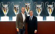 Флорентино ПЕРЕС: «Впереди новый этап в жизни Реала»