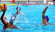 Украина принимает Грецию в матче Мировой лиги по водному поло