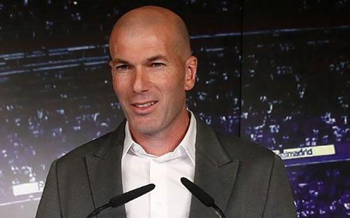Зинедин ЗИДАН: «Я очень рад вернуться домой в Мадрид»