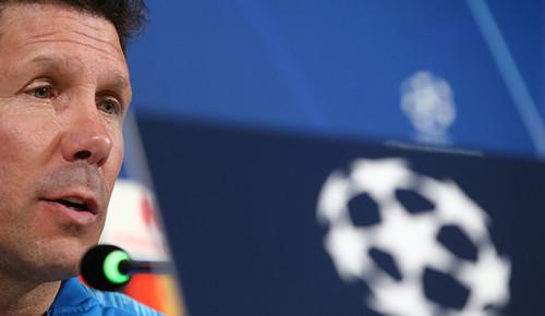 Диего СИМЕОНЕ: «У Ювентуса очень мощный и опытный состав»