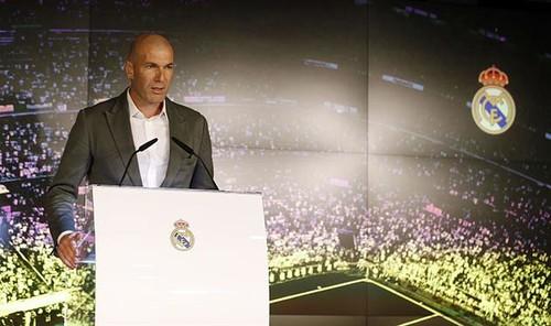Зинедин ЗИДАН: «Роналду имеет для Реала огромное значение»