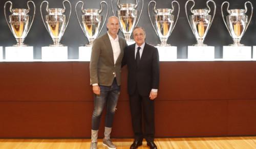 Артем ФРАНКОВ: «Зидан вернулся в Реал, чтобы заработать»