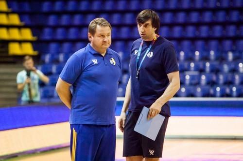 Мурзин отправлен в отставку с поста главного тренера сборной Украины