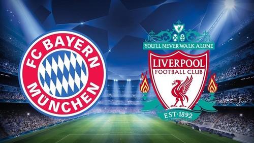 бавария ливерпуль онлайн Photo: Где смотреть онлайн матч Лиги чемпионов Бавария
