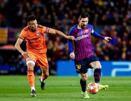 Барселона – Лион – 5:1. Текстовая трансляция матча