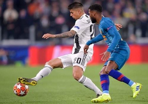 Хет-трик Роналду помог Ювентусу пройти Атлетико в 1/8 финала ЛЧ