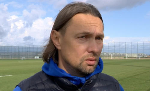 Тренер Динамо U-19: «В матче с Хоффе на поле не было лидера»