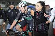 Спринтер Сэм Беннетт выиграл 3-й этап велогонки Париж – Ницца