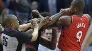 НБА дисквалифицировала Сержа Ибаку на три матча