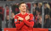 Бавария пытается продлить контракт Левандовски