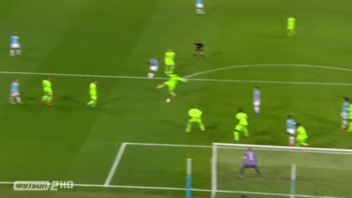 Манчестер Сити – Шальке. Видео голов второго тайма