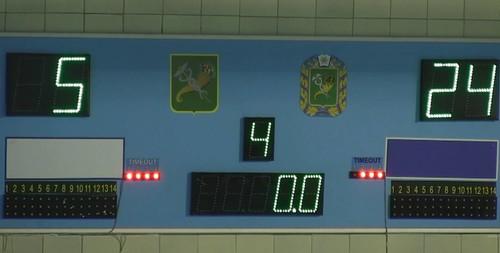 Водное поло. Украина уступила Греции со счетом 5:24