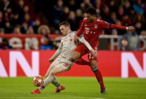 Ливерпуль уверенно переиграл Баварию и вышел в 1/4 Лиги чемпионов