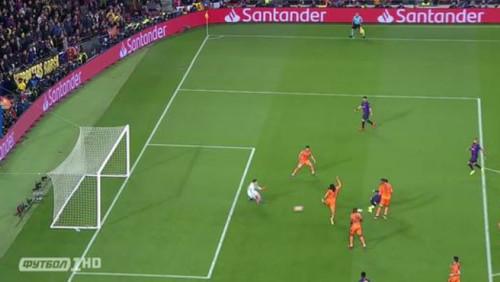 Барселона – Лион. Второй гол Лионеля Месси