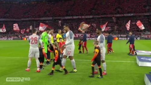 Бавария – Ливерпуль – 1:3. Видеообзор матча