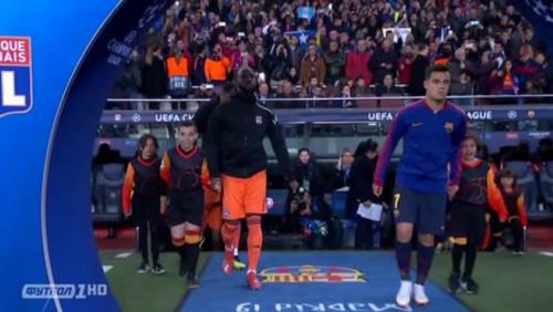 Барселона – Лион – 5:1. Видеообзор матча