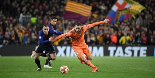 Люка ТУЗАР: «Нужно признать, Барселона оказалась лучше»