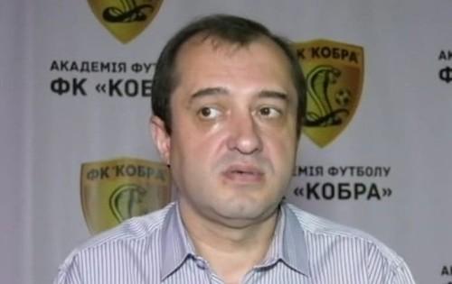 Сергей Ващенко покинул должность президента ПФК Сумы