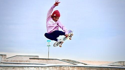 10-летняя британка может стать самой юной участницей Олимпиады