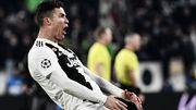 Эвра опубликовал переписку с Роналду перед ответным матчем с Атлетико
