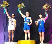Стал известен состав сборной Украины по спортивной гимнастике на ЧЕ