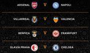Арсенал первый матч против Наполи проведет дома