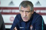 Фернанду САНТУШ: «Ожидаю победы в матче с Украиной»