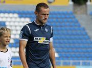 Гришко вернулся в общую группу Олимпика перед матчем с Динамо
