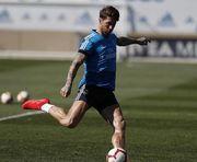 ВИДЕО ДНЯ. Рамос забил красивый гол на тренировке Реала