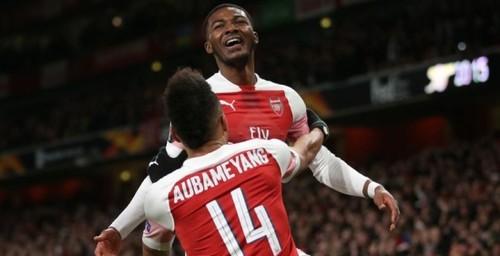 Арсенал сделал камбэк и пробился в 1/4 финала Лиги Европы