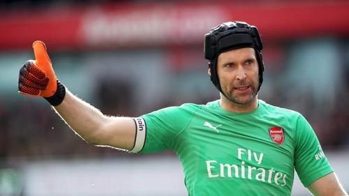 Петр ЧЕХ: «С такой игрой Арсенал может выиграть Лигу Европы»