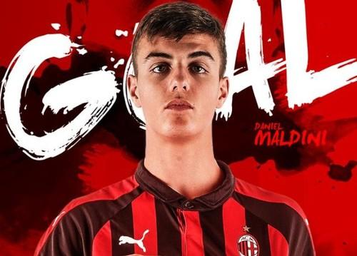 Третий Мальдини может дебютировать в сборной Италии