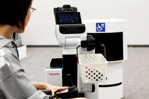 На ОИ-2020 зрителям будут помогать роботы