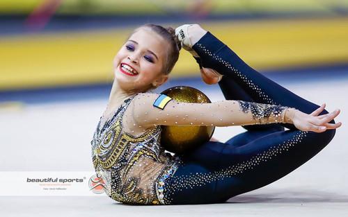 Кубок Дерюгиной. Украинские гимнастки завоевали 32 медали