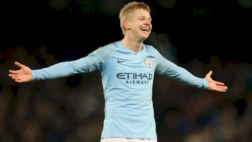 Манчестер Сити предложит Александру Зинченко улучшенный контракт